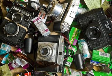 Les 3 meilleures caméras argentiques pour les débutants